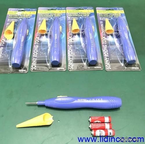 Mỏ hàn pin Đài Loan Solomon SL-089 giá rẻ - 1