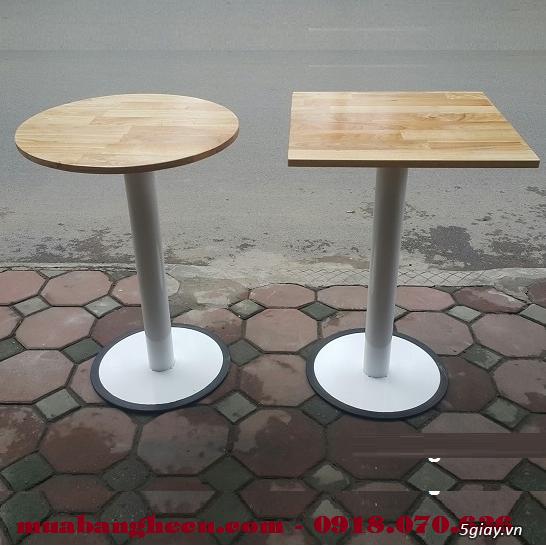 Top 10 mẫu bàn ghế gỗ cũ thanh lý giá rẻ tại TPHCM - 4