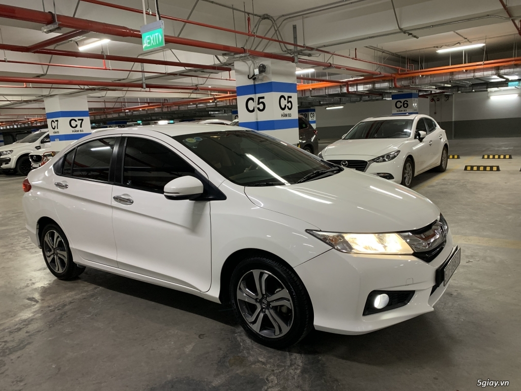 Honda City CVT 2015 460tr HOT HOT HOT - 5
