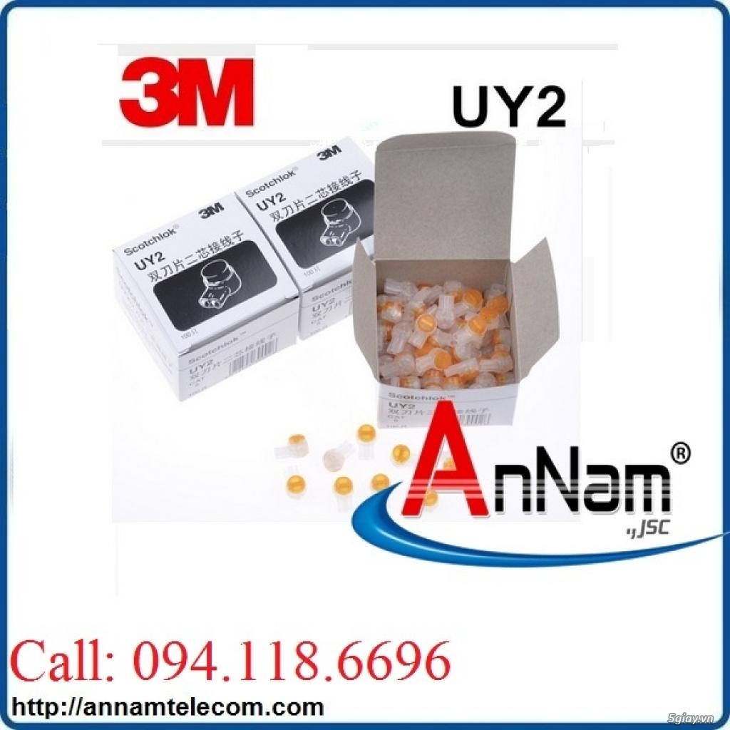 Rệp nối cáp mạng, rệp nối cáp thoại (3M UY2 ) chính hãng - 2