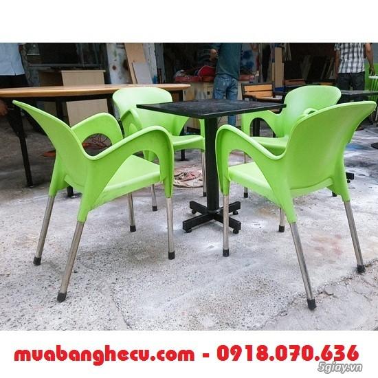 Top 10 Mẫu Bàn Ghế Nhựa Giá Rẻ Tại Phong Hải - 6