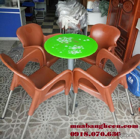 Top 10 Mẫu Bàn Ghế Nhựa Giá Rẻ Tại Phong Hải - 8