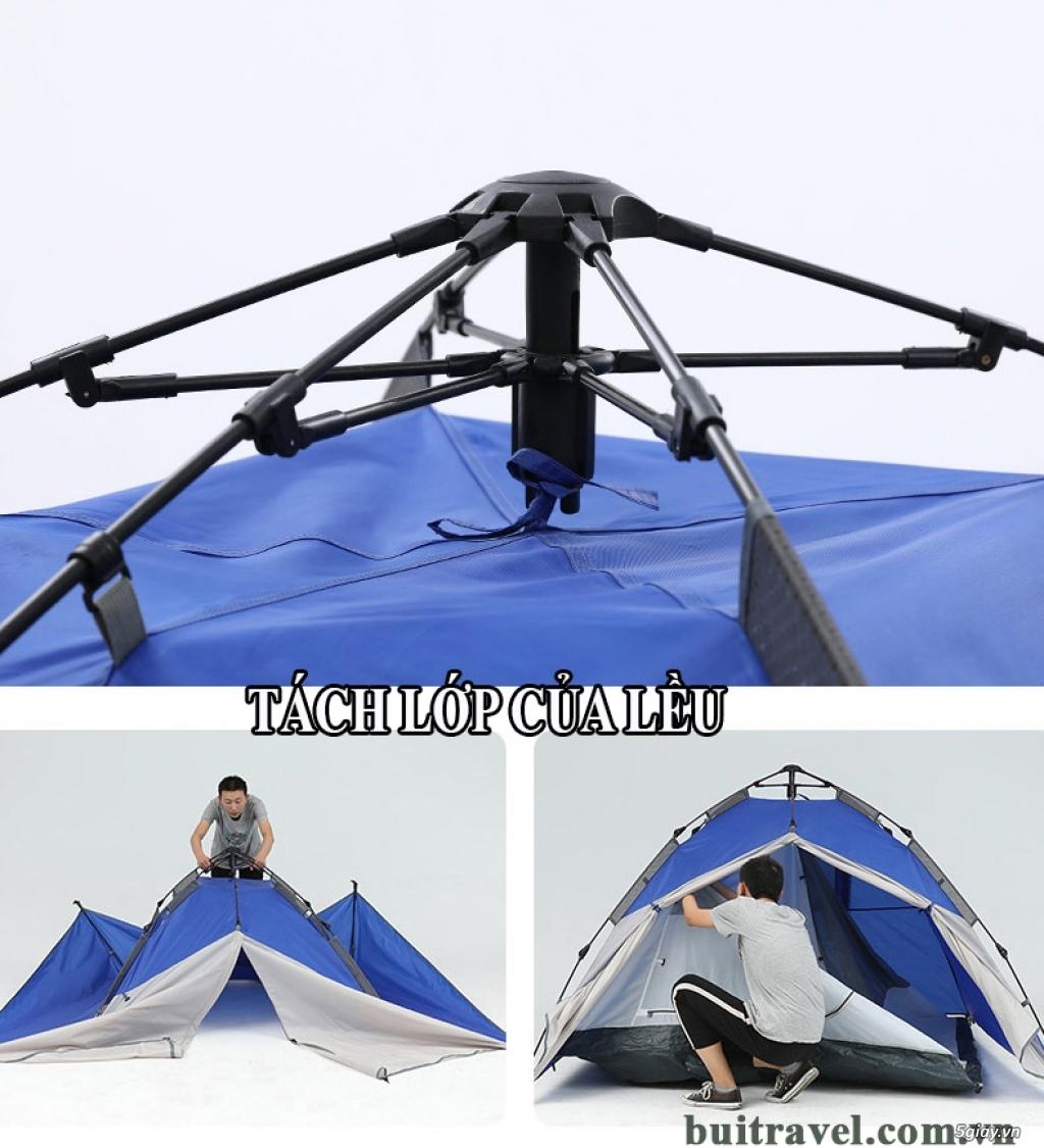 Lều cắm trại tự động Gazelle GL1268 - 1
