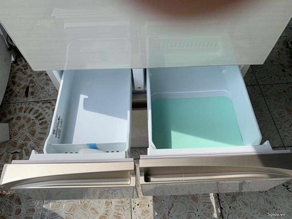 Tủ lạnh TOSHIBA GR-P510FW 508L cửa từ mặt gương hàng trưng bày 2018 - 3