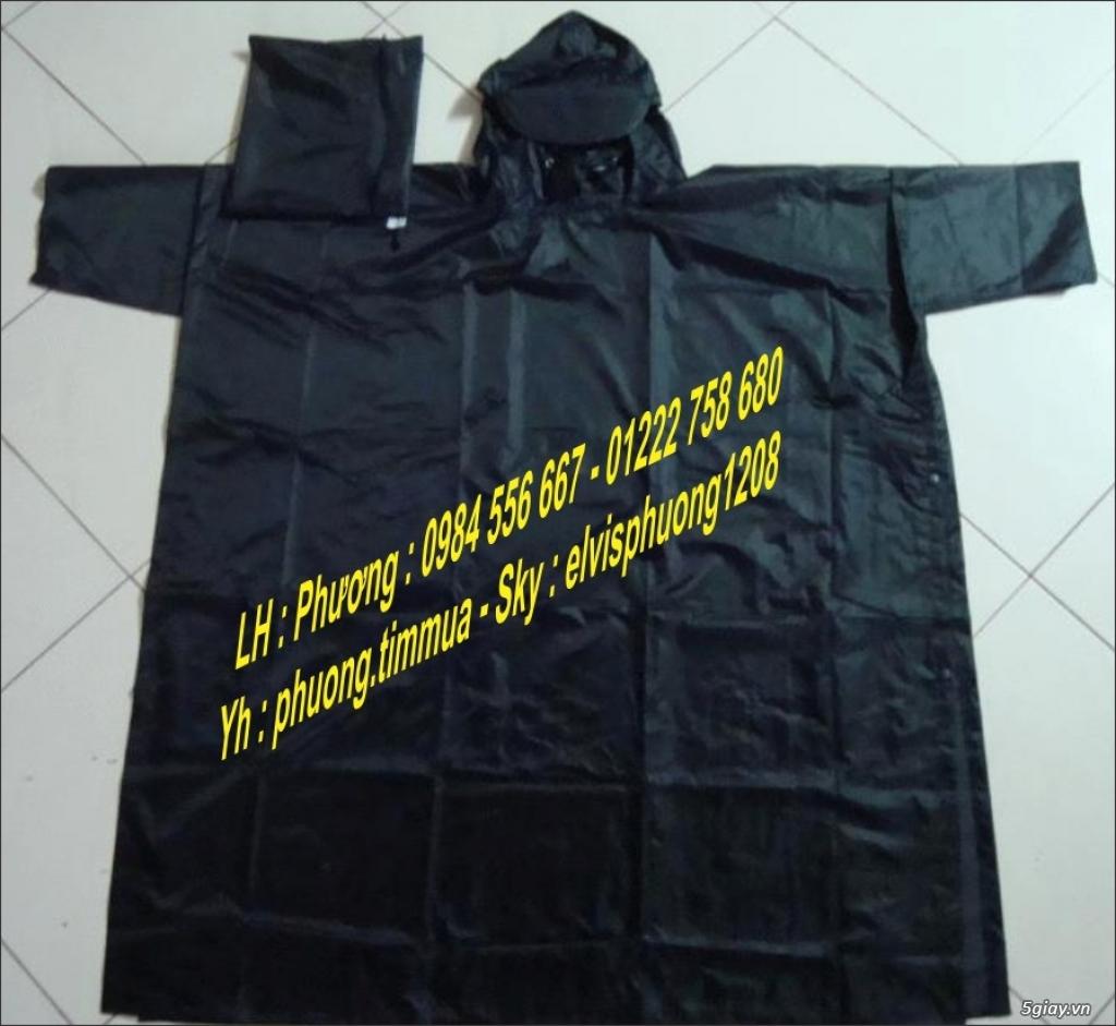 Xưởng may áo mưa cánh dơi, áo mưa các loại theo yêu cầu - 1
