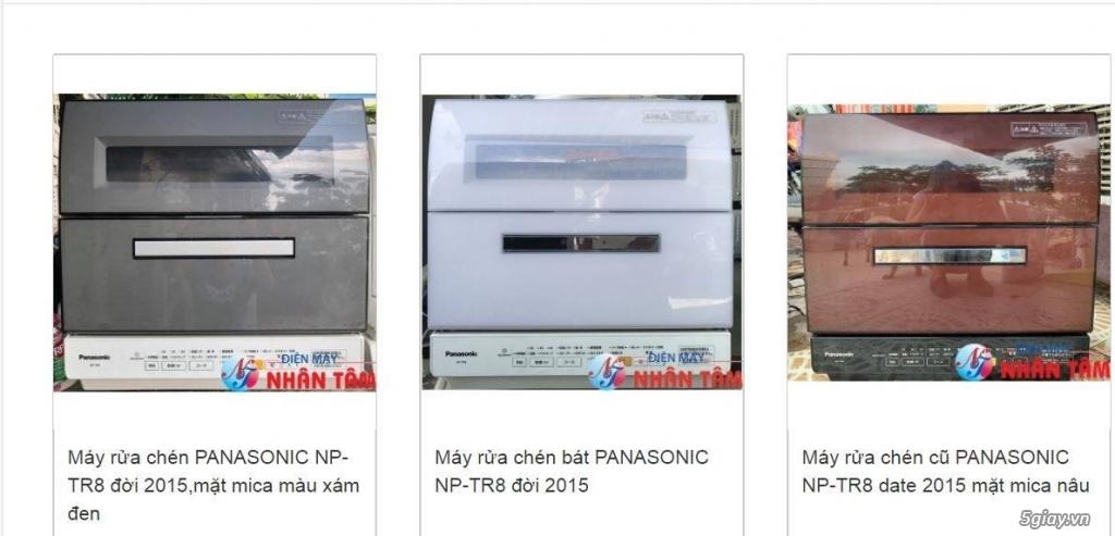 Máy rửa chén nội địa Nhật dành cho gia đình - 1