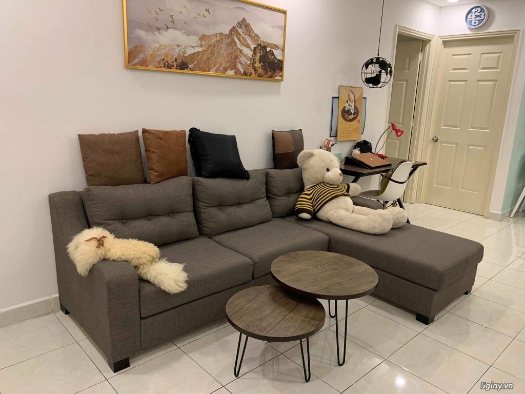 Cho thuê căn hộ Chung cư chợ Nga (Central Garden) 2PN full nội thất - 4