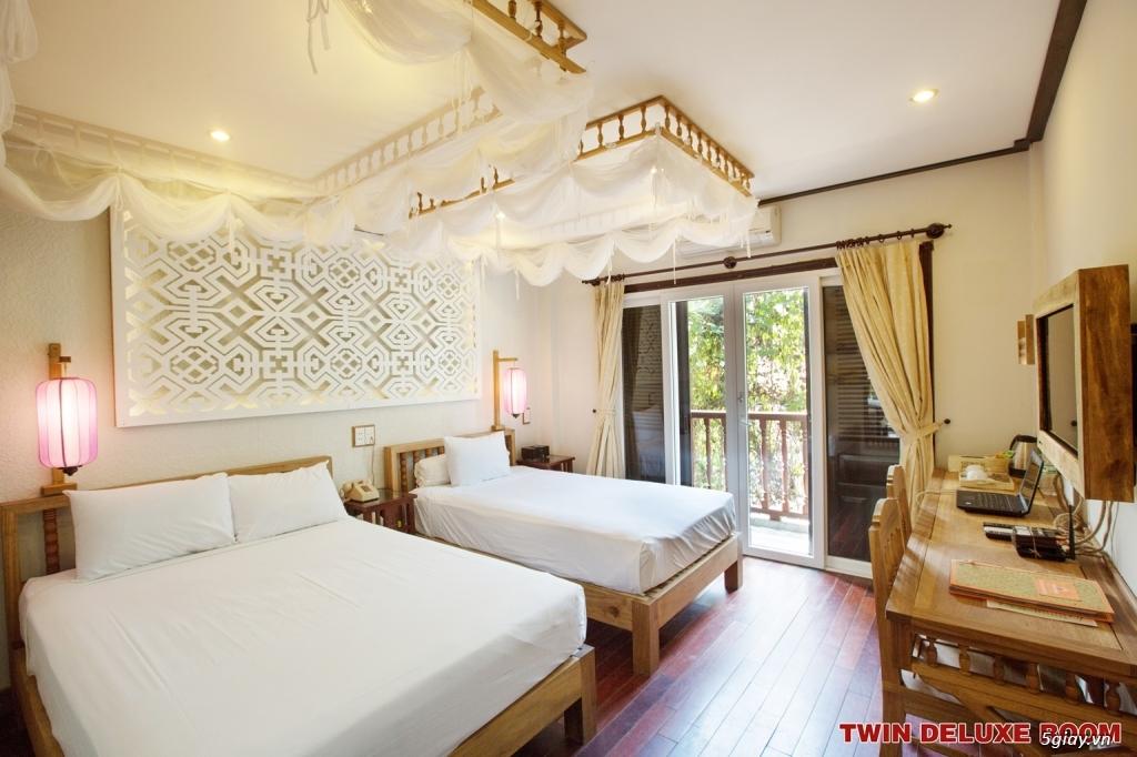 Bán khách sạn 26 phòng đường Bà Triệu, TP. Hội An, cách phố cổ 200m - 7
