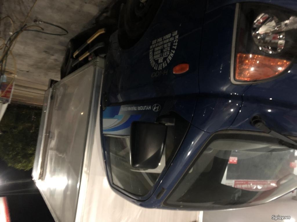 Cơ hội vàng sở hữu ô tô tải huyndai h100 nhập khẩu Hàn quốc giá tốt - 1