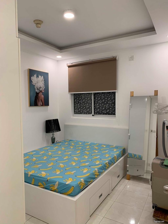 Cho thuê căn hộ Chung cư chợ Nga (Central Garden) 2PN full nội thất - 1