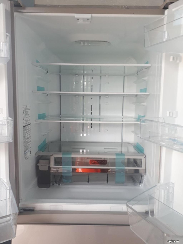 Tủ lạnh TOSHIBA GR-P510FW 508L date 2018, Hàng Trưng bày, Menu cảm ưng - 2