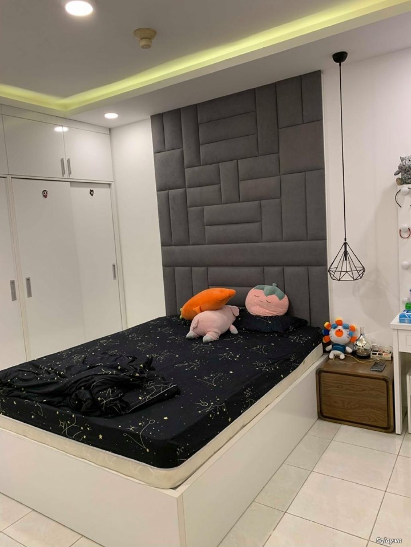 Cho thuê căn hộ Chung cư chợ Nga (Central Garden) 2PN full nội thất