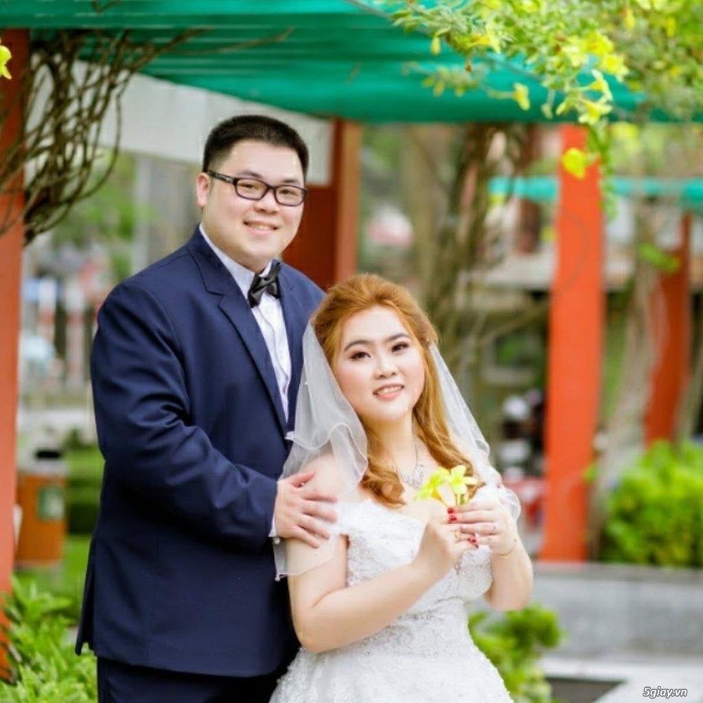 Áo cưới áo vest ngoại cỡ Tròn Xinh - 2