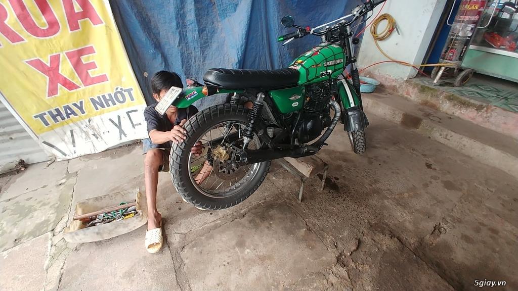 Cần bán : suzuki tracker GN125 moto giá rẻ