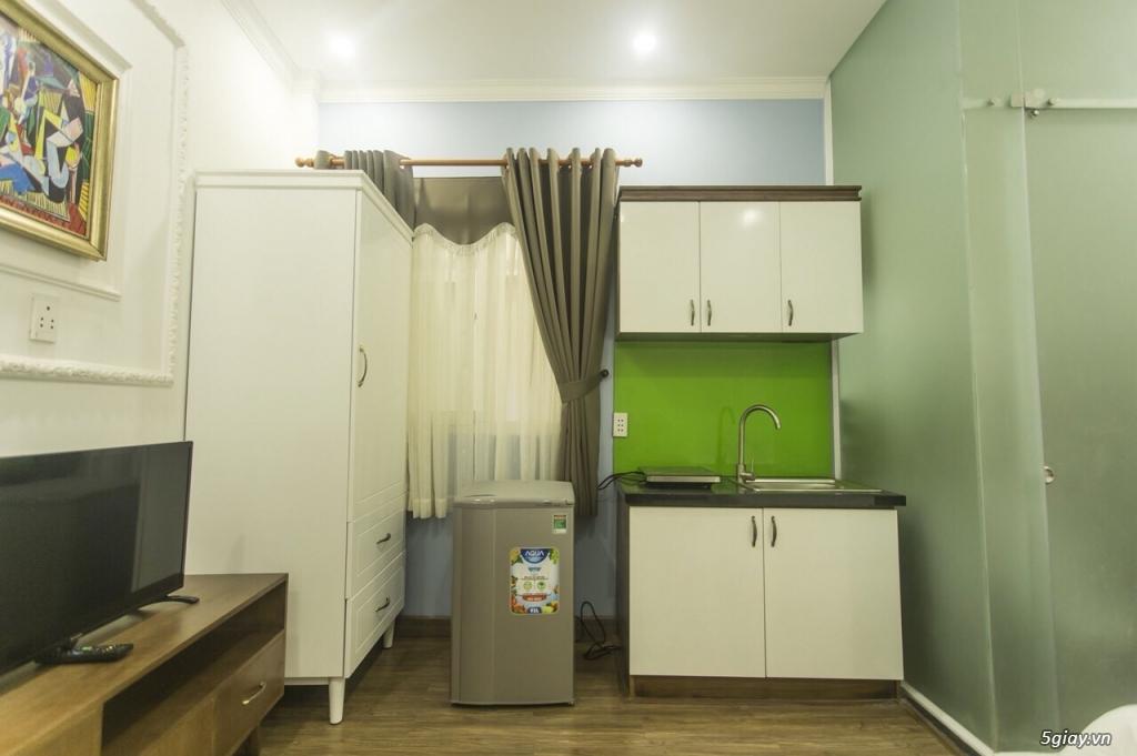 Phòng cho thuê cao cấp trung tâm q3 - 1