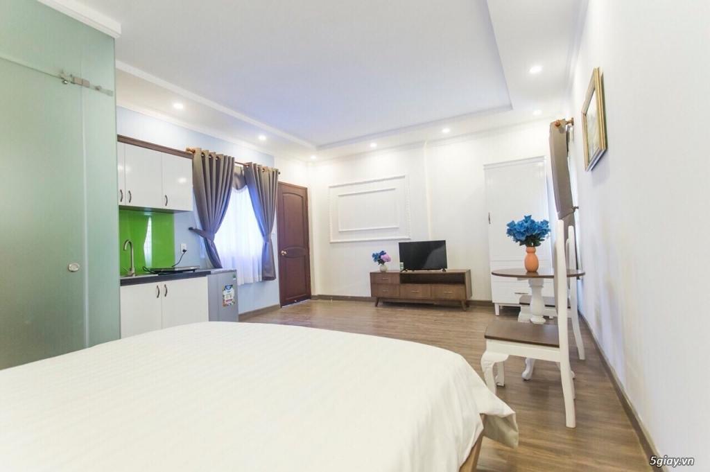 Phòng cho thuê cao cấp trung tâm q3 - 4