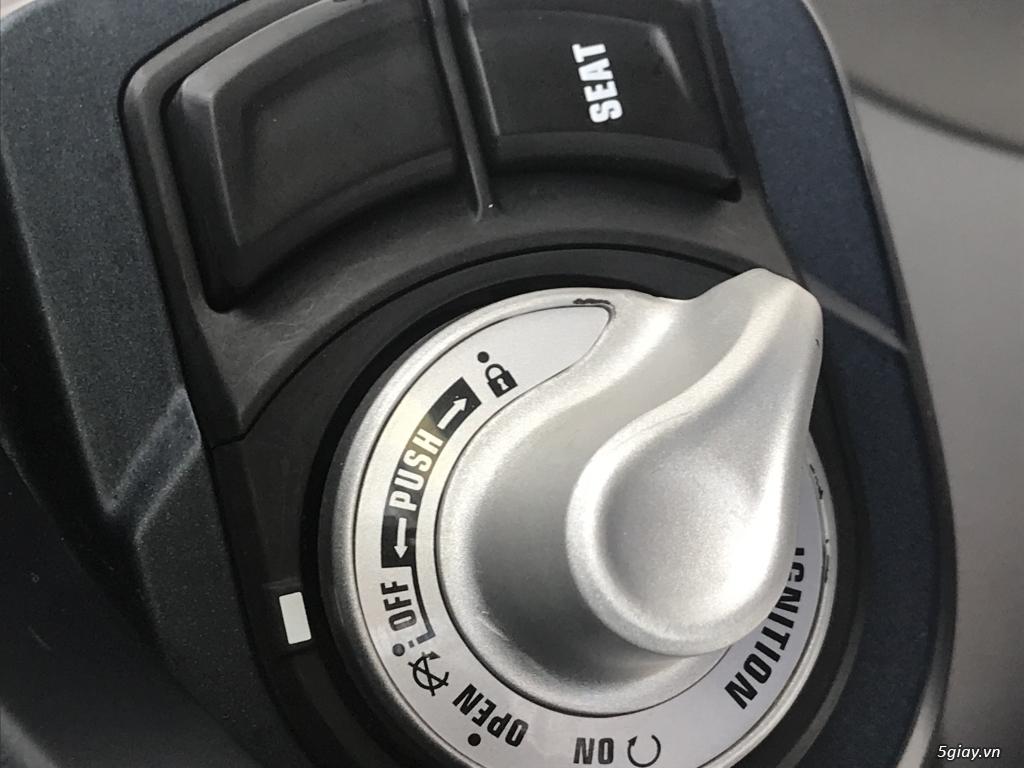 Janus trắng xanh primeum edition smartkey odo 2000km mới 99% - 4