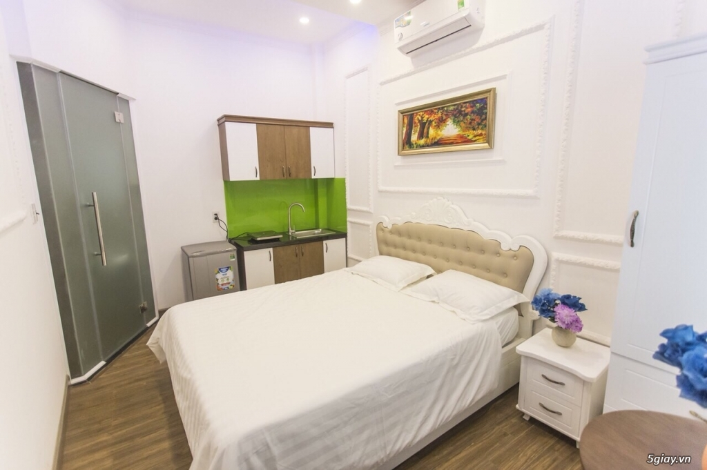 Phòng cho thuê cao cấp trung tâm q3 - 3