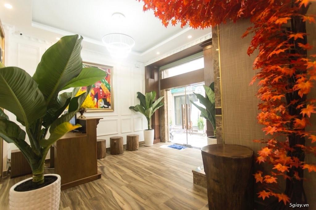 Phòng cho thuê cao cấp trung tâm q3