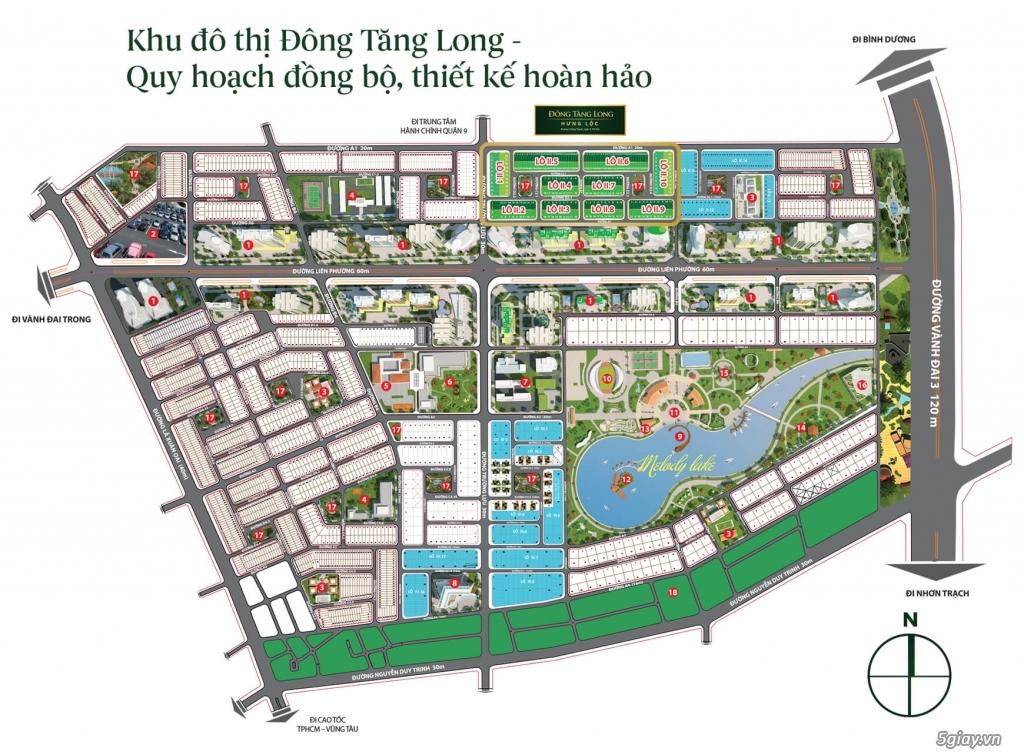 Bán biệt thự khu đô thị mới Đông Tăng Long, Quận 9 - 2