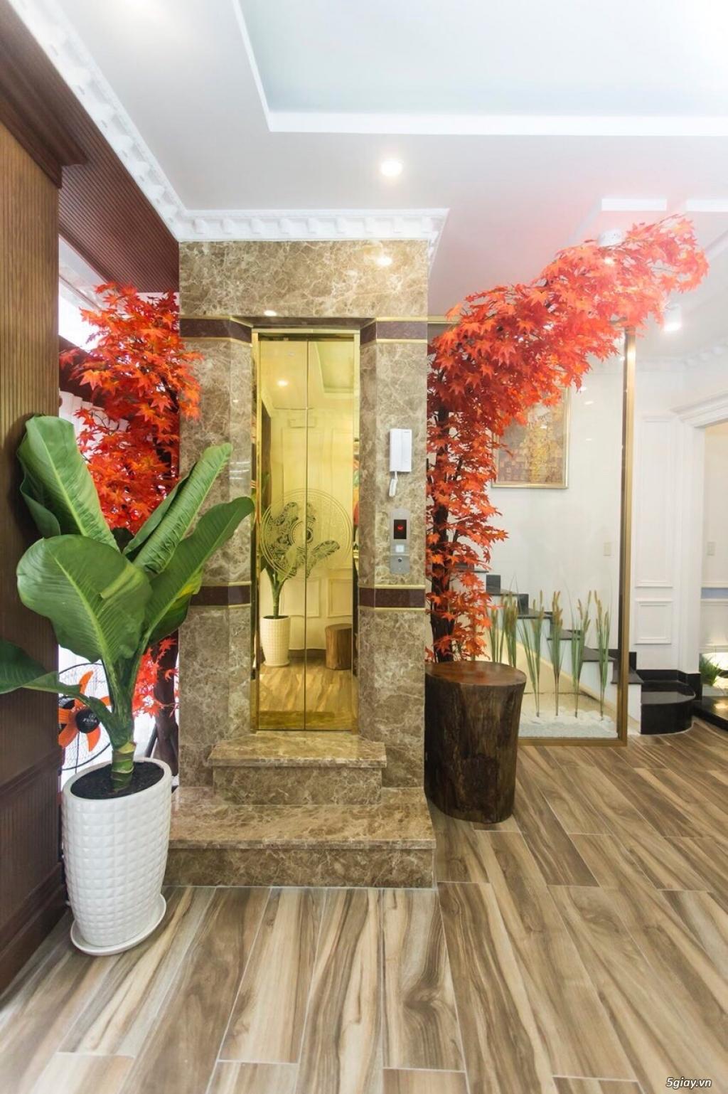 Phòng cho thuê cao cấp trung tâm q3 - 2