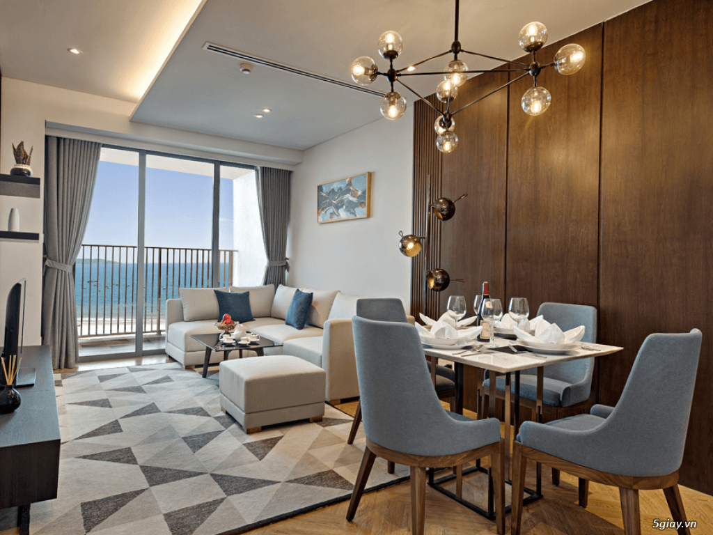 Bán căn hộ 2 phòng ngủ dự án condotel Wyndham Soleil Đà Nẵng - 3