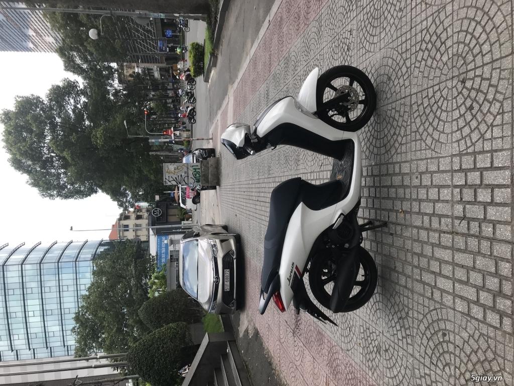 Janus trắng xanh primeum edition smartkey odo 2000km mới 99% - 2