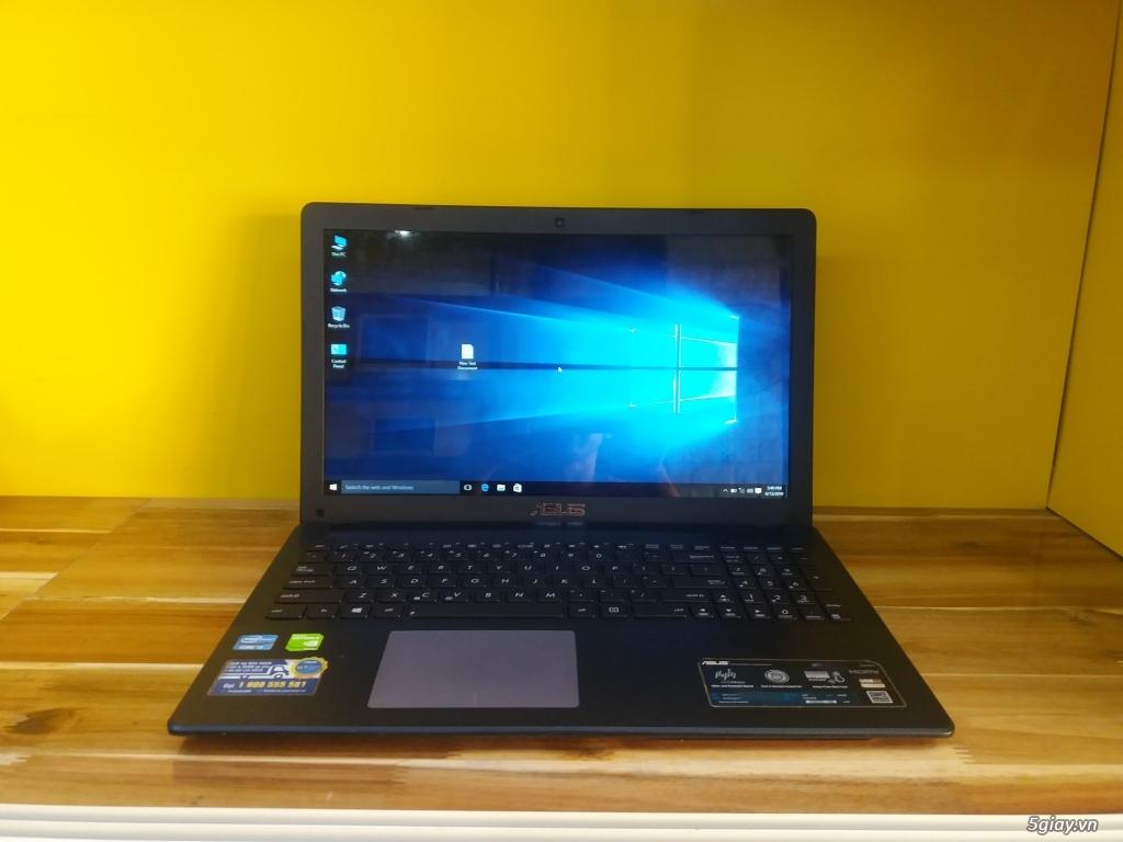 Laptop ASUS X550CC core  i3-3217U/4G/500G/VGA ON Máy đẹp 99,99%
