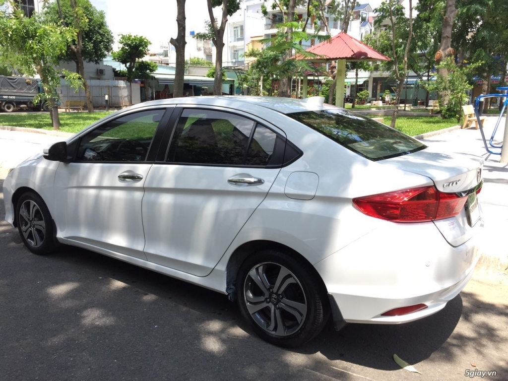 Honda city 2014 BSTP - 4