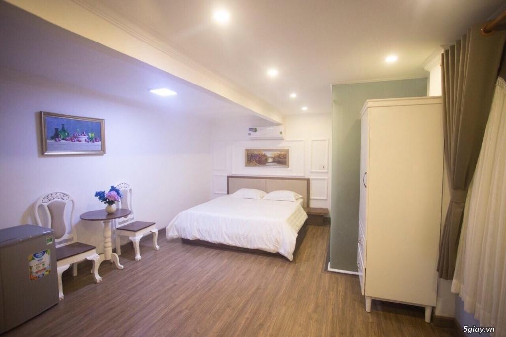 Phòng cho thuê cao cấp trung tâm q3 - 5