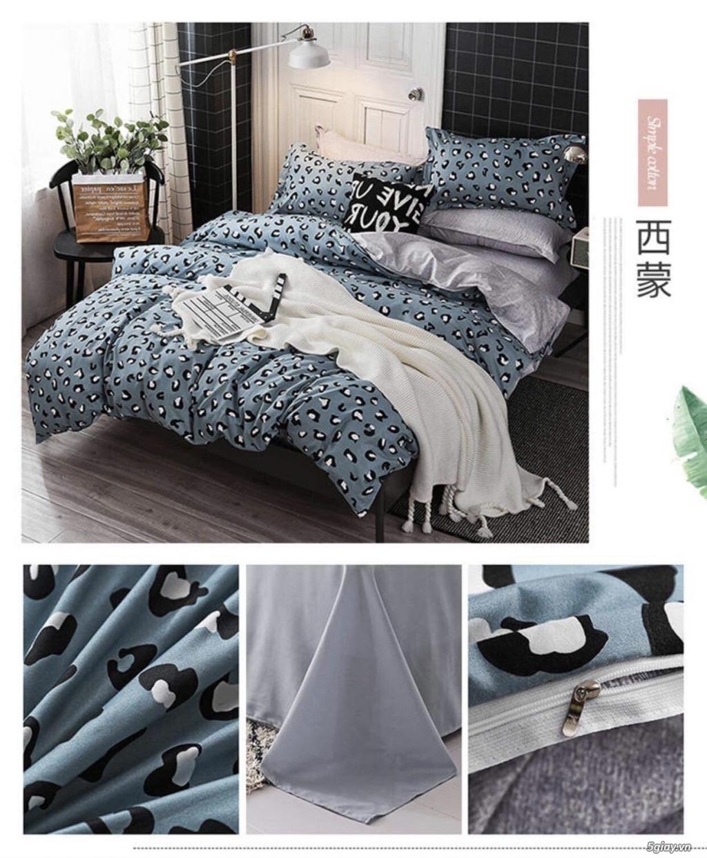 Drap giường Hàn Quốc 1m8 - 1