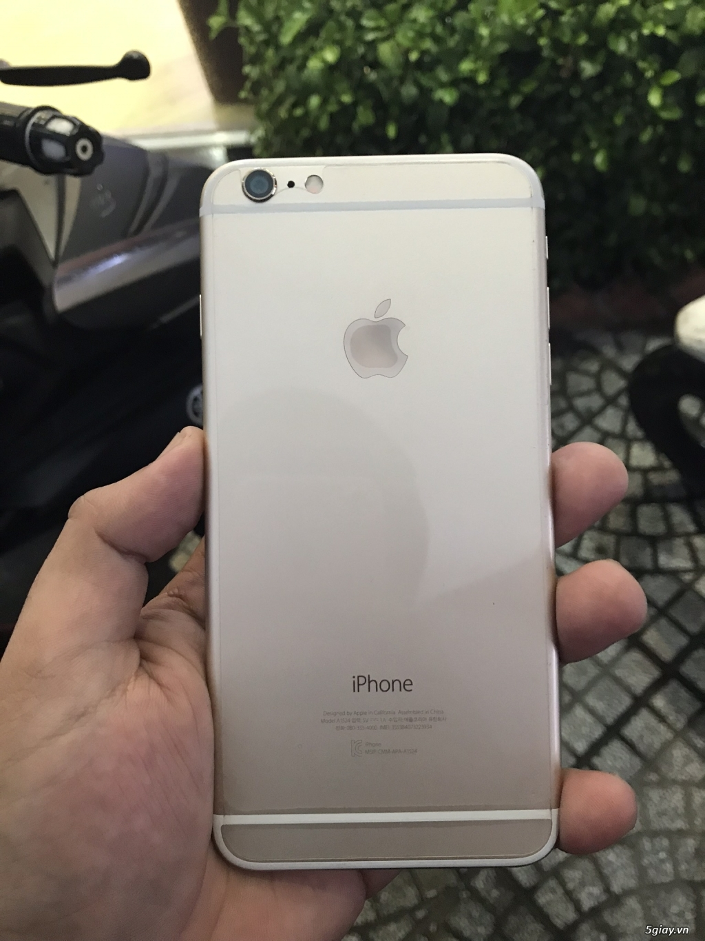 Iphone 6Plus 16GB + 64GB đủ màu - 3