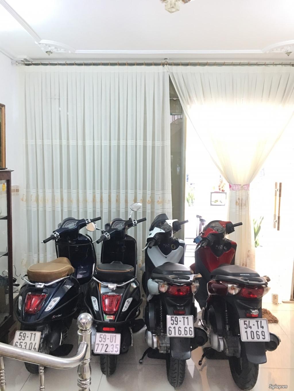 Thái&Trâm bán xe Tay Ga các loại (SH,Piaggo ..) xe bao đẹp, giá tốt. THU MUA XE SH,PIAGGO giá cao - 12