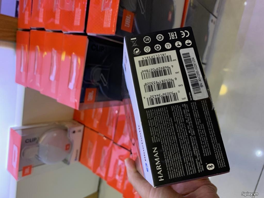 Loa JBL Clip 3. Hàng nhập Mỹ chính hãng mới nguyên seal giá cực sốc - 1