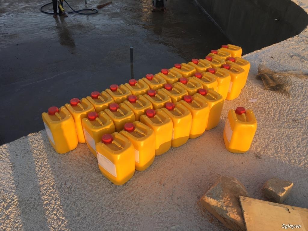 xử lý nứt thấm sàn tường công trình tại đà nẵng