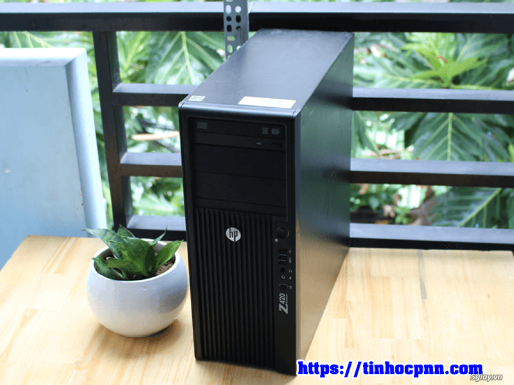 HP Z420 Workstation chuyên đồ họa ! - 1