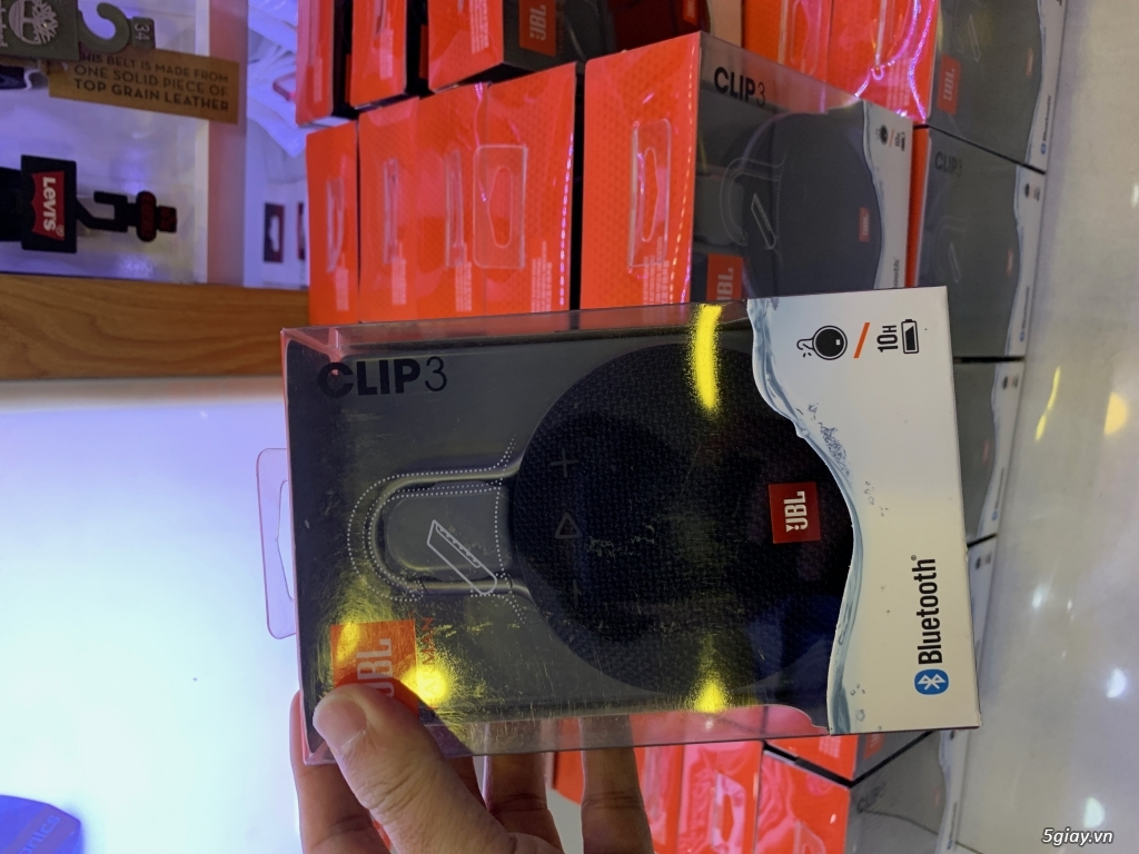 Loa JBL Clip 3. Hàng nhập Mỹ chính hãng mới nguyên seal giá cực sốc