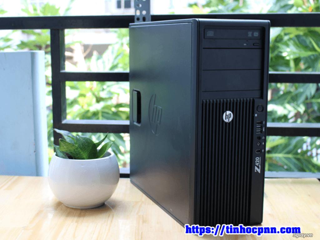 HP Z420 Workstation chuyên đồ họa !