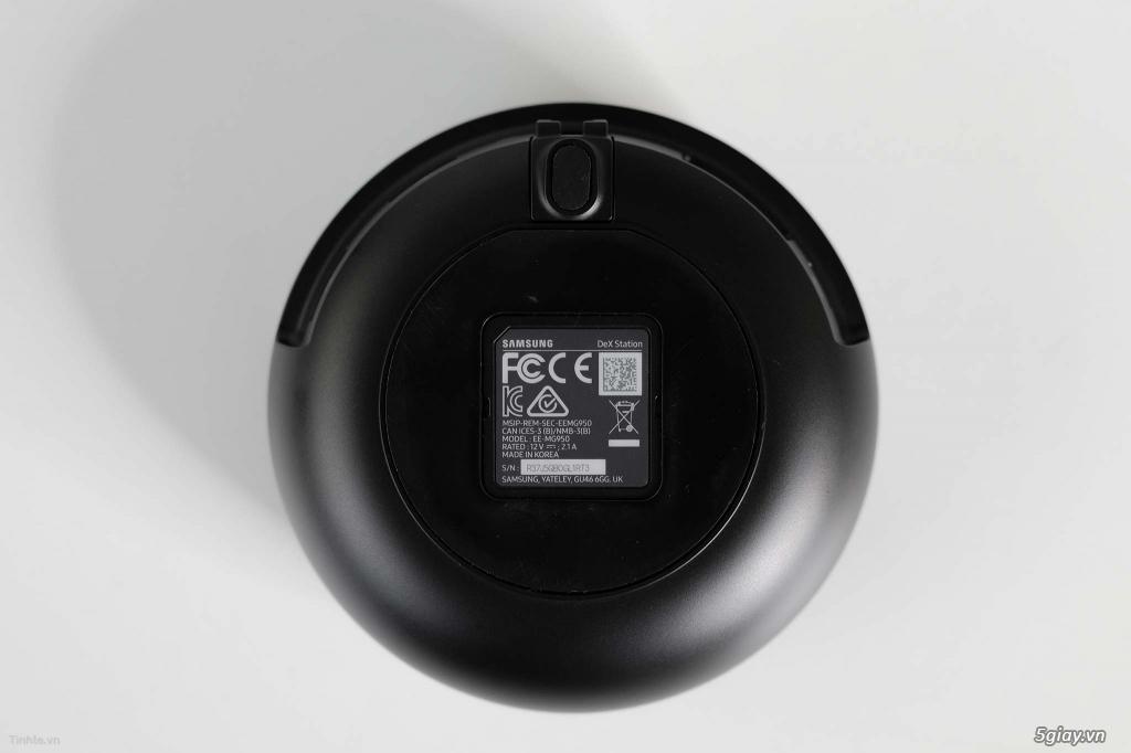 Đế Sạc không dây tích hợp chuyển đổi Samsung DeX Station, nguyên seal End 23h: 17/06/19 - 5