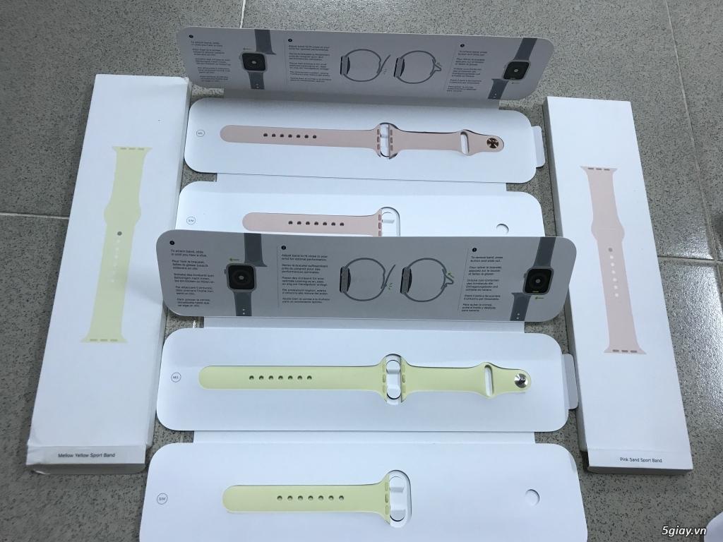Bán hoặc GL dây đeo Apple Watch chính hãng size 38-40 - 9