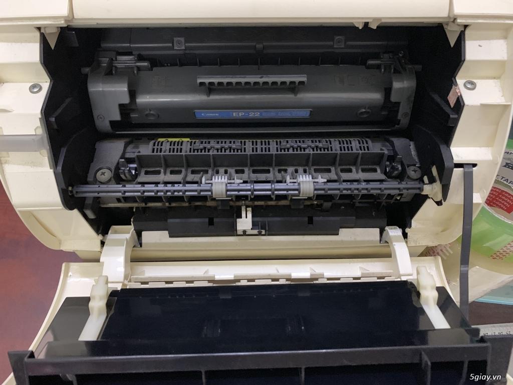 Máy in Canon LASER SHOT LBP-1120 - ET: 18/06/2019 (22h59) - 4