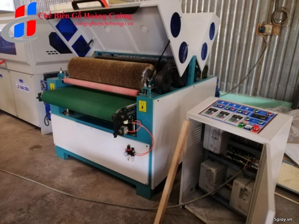 Máy chà nhám tạo vân gỗ giá cạnh tranh