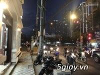 Cho thuê mặt bằng 2 mặt tiền đường Võ Văn Kiệt Q1, DT 160m2 - 1