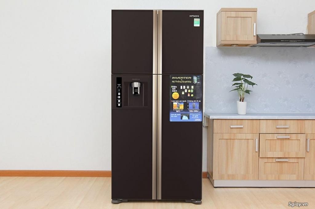 Tủ lạnh hàng trưng bày mới 100% giá rẻ hơn siêu thị 30 40% BH hãng - 6