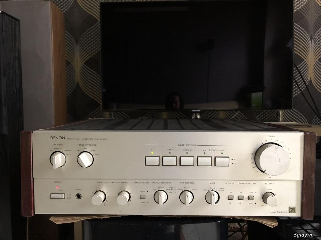 denon PMA-970