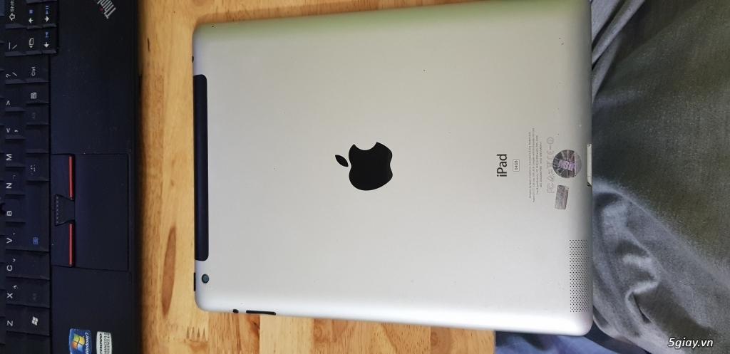 ipad 3 WiFi bản 64GB màu siver giá 2tr4
