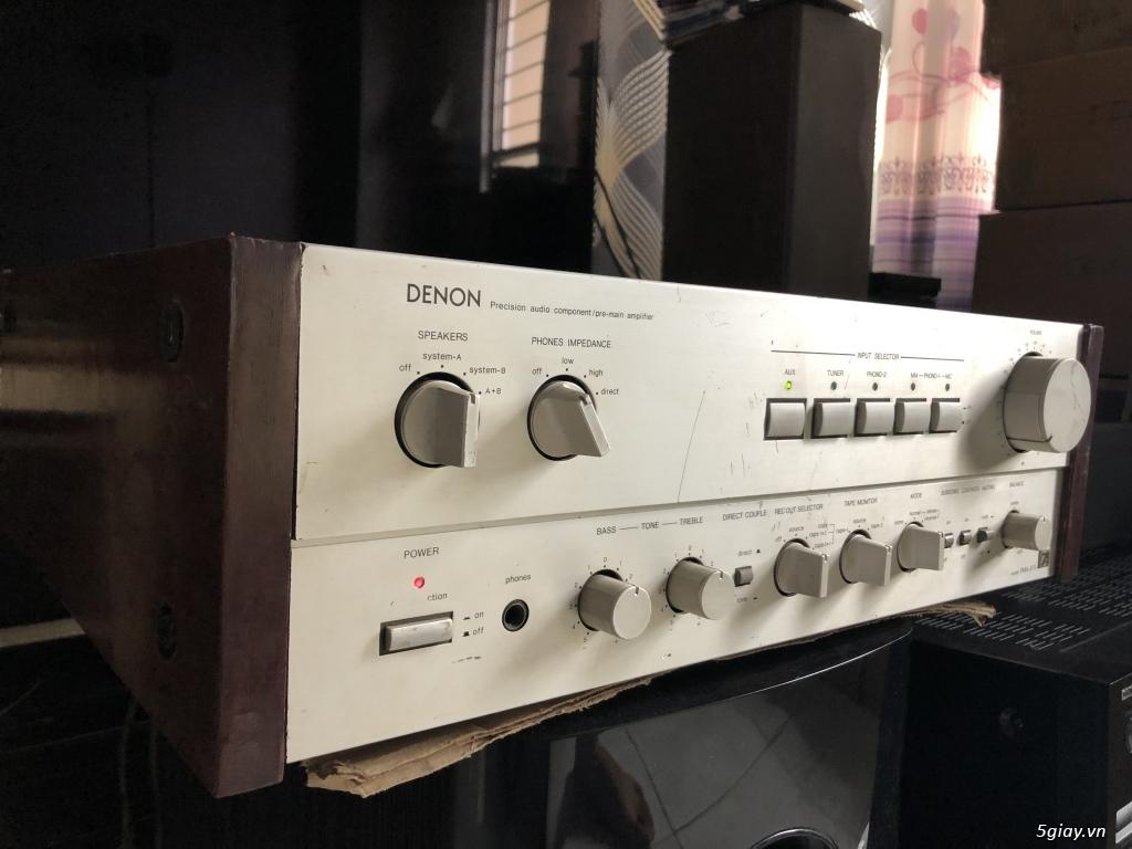 denon PMA-970 - 1