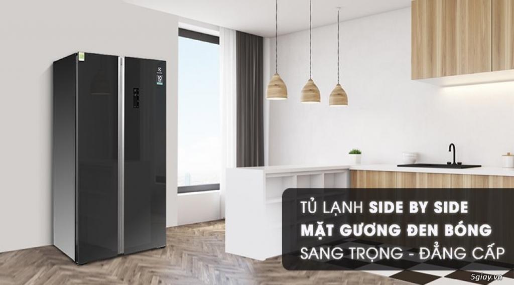 Tủ lạnh hàng trưng bày mới 100% giá rẻ hơn siêu thị 30 40% BH hãng - 3