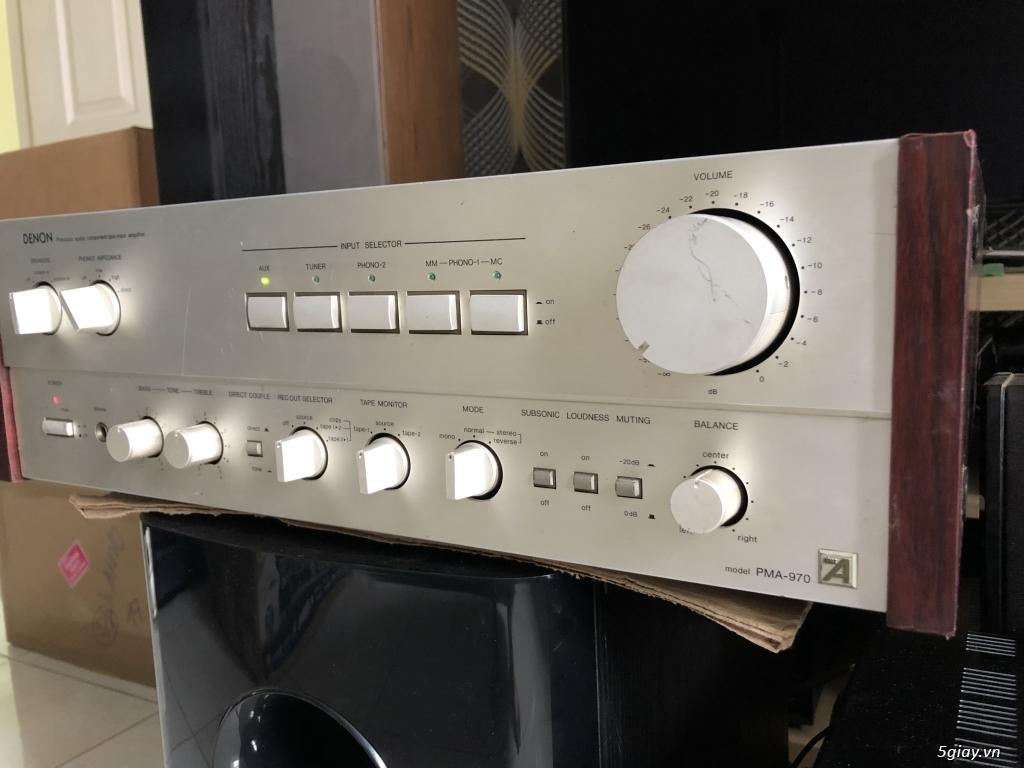 denon PMA-970 - 2