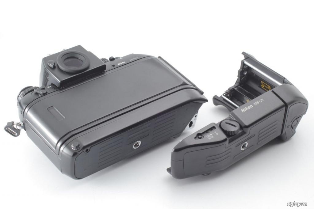 Bán: Nikon F4s đi kèm hộp zin (đúng số series) rất hiếm - bản sưu tập - 6